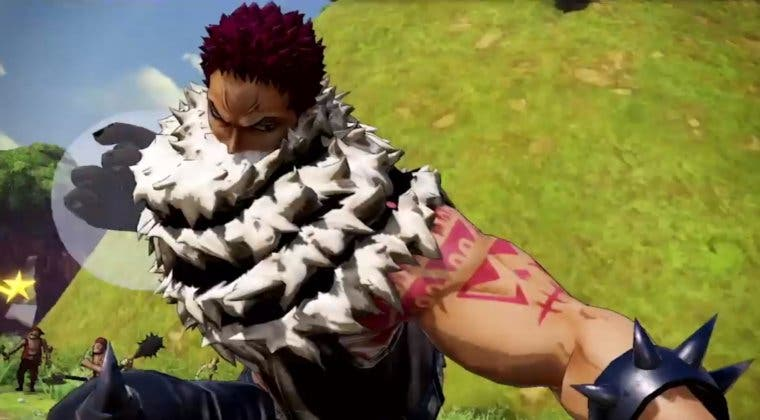 Imagen de Katakuri se luce en un breve gameplay de One Piece: Pirate Warriors 4