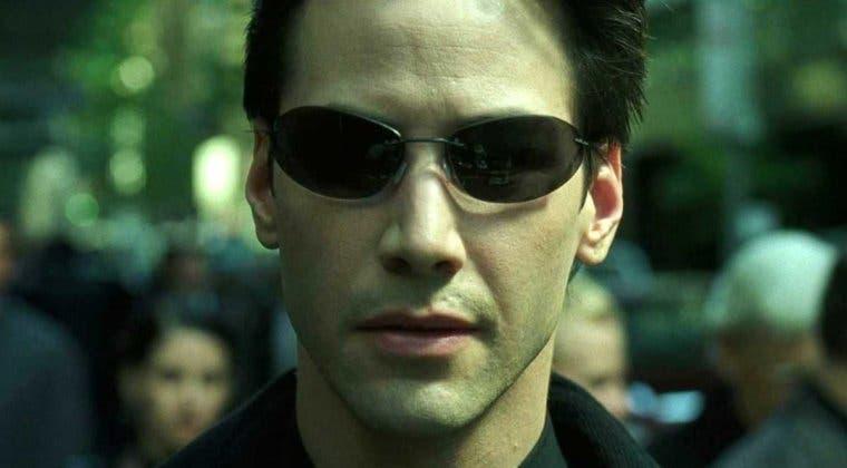 Imagen de Matrix 4 contaría con una versión joven de Neo