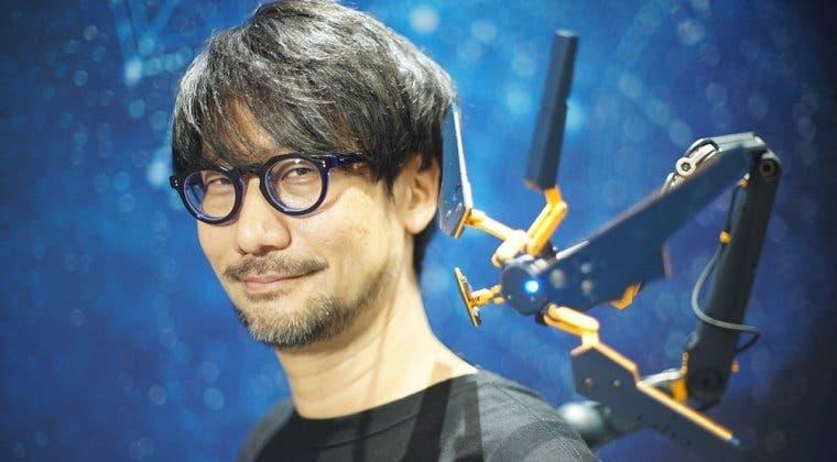 Imagen de Ser fan de Kojima te puede hacer ganar una edición coleccionista de Death Stranding