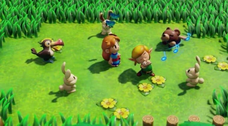 Imagen de Zelda: Link's Awakening anuncia sus increíbles resultados de ventas