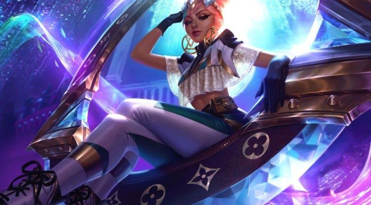 Imagen de Así luce la skin diseñada por Louis Vuitton para League of Legends como parte de True Damage