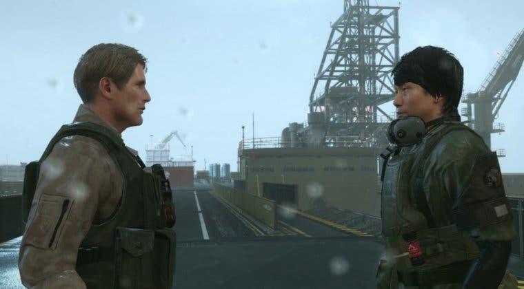 Imagen de Un usuario comparte un Mod de Metal Gear Solid V que te permite controlar a Mads Mikkelsen