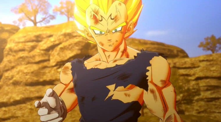 Imagen de Dragon Ball Z: Kakarot: Filtrado el gameplay de Majin Vegeta