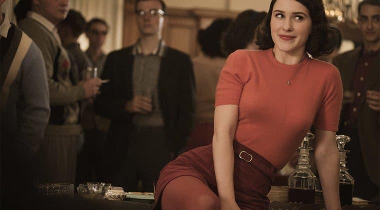 Imagen de El tráiler de la temporada 3 de La Maravillosa Señora Maisel viene con el cameo de una Chica Gilmore
