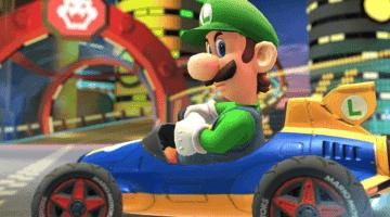 Imagen de Mario Kart Tour nos deja hoy con su tráiler de Halloween repleto de novedades