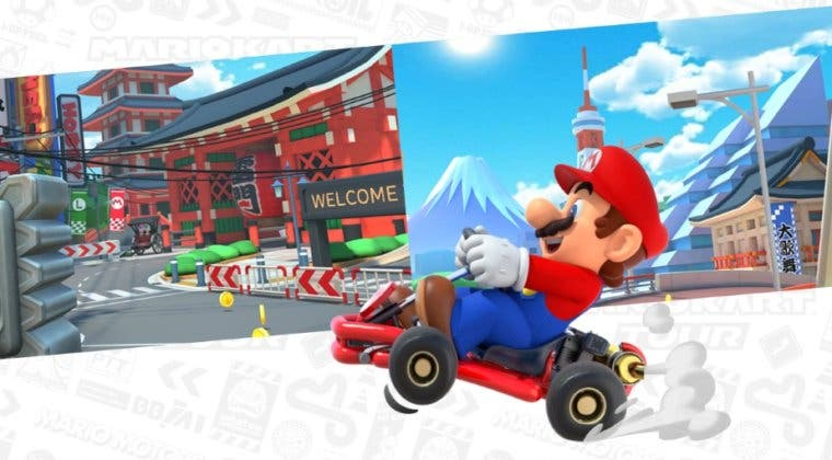 Imagen de Mario Kart Tour roza los 100 millones de descargas en su primera semana
