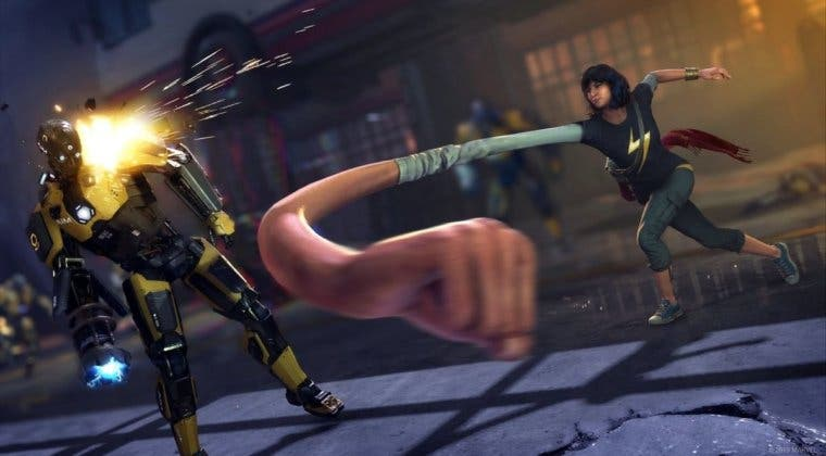 Imagen de Revelan las habilidades de Kamala Khan en Marvel's Avengers