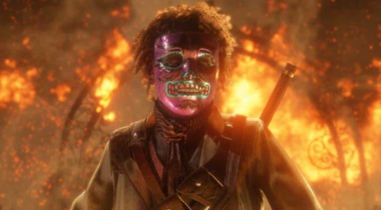 Imagen de Red Dead Online celebra Halloween con máscaras, desbloqueos gratuitos, bonificaciones de EXP de Club y más extras