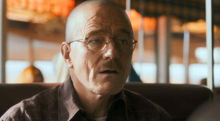 Imagen de Así se transformó Bryan Cranston en Walter para El Camino: Una película de Breaking Bad
