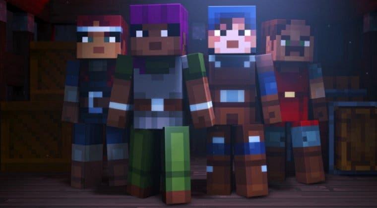 Imagen de El original Minecraft Dungeons fue pensado inicialmente para estrenarse en Nintendo 3DS