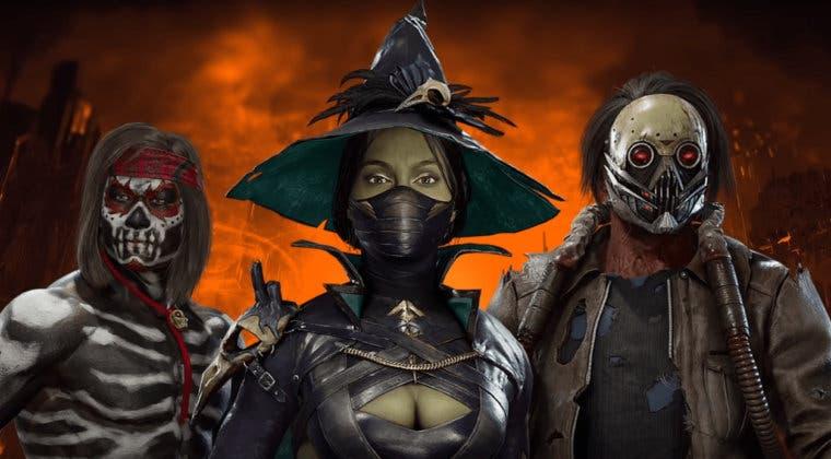 Imagen de Mortal Kombat 11 muestra su nuevo pack de trajes para Halloween en vídeo