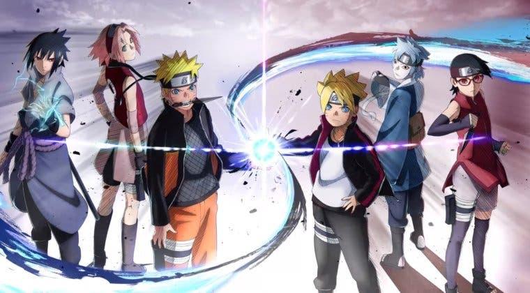 Imagen de Naruto X Boruto Ninja Tribes muestra sus generaciones en un tráiler