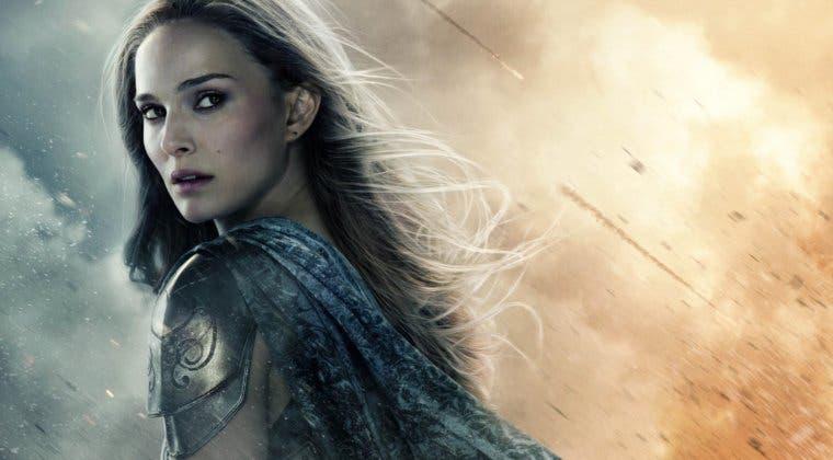 Imagen de El personaje de Natalie Portman podría ser diagnosticado de cáncer en Thor: Love and Thunder