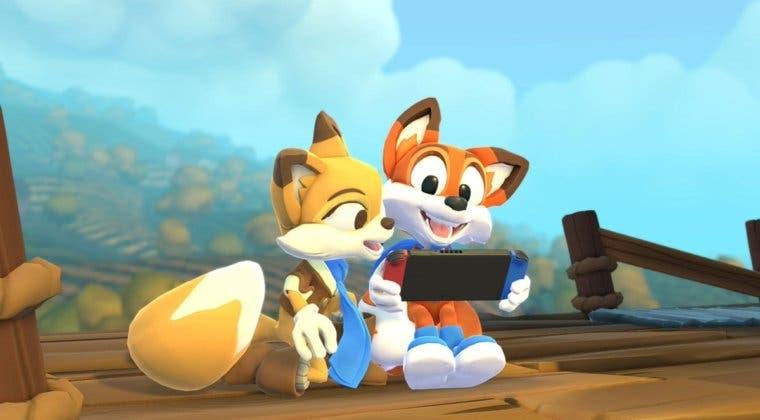 Imagen de New Super Lucky's Tale contará con formato físico en Nintendo Switch