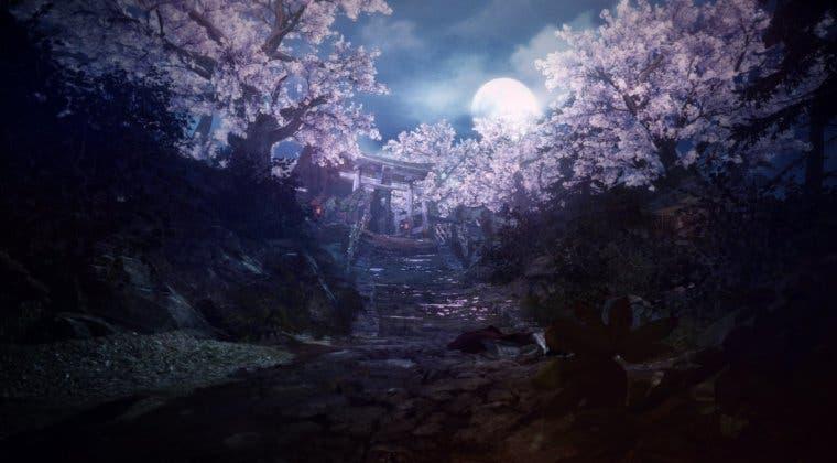 Imagen de Nioh 2 muestra una nueva localización y su editor de personajes en imágenes
