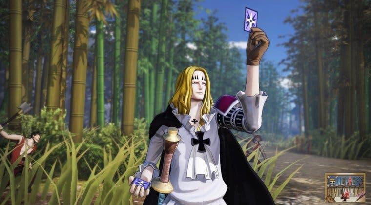 Imagen de Basil Hawkins se deja ver en One Piece: Pirate Warriors 4 en nuevo tráiler