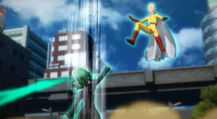 Imagen de Nuevo tráiler en castellano de One Punch Man: A Hero Nobody Knows