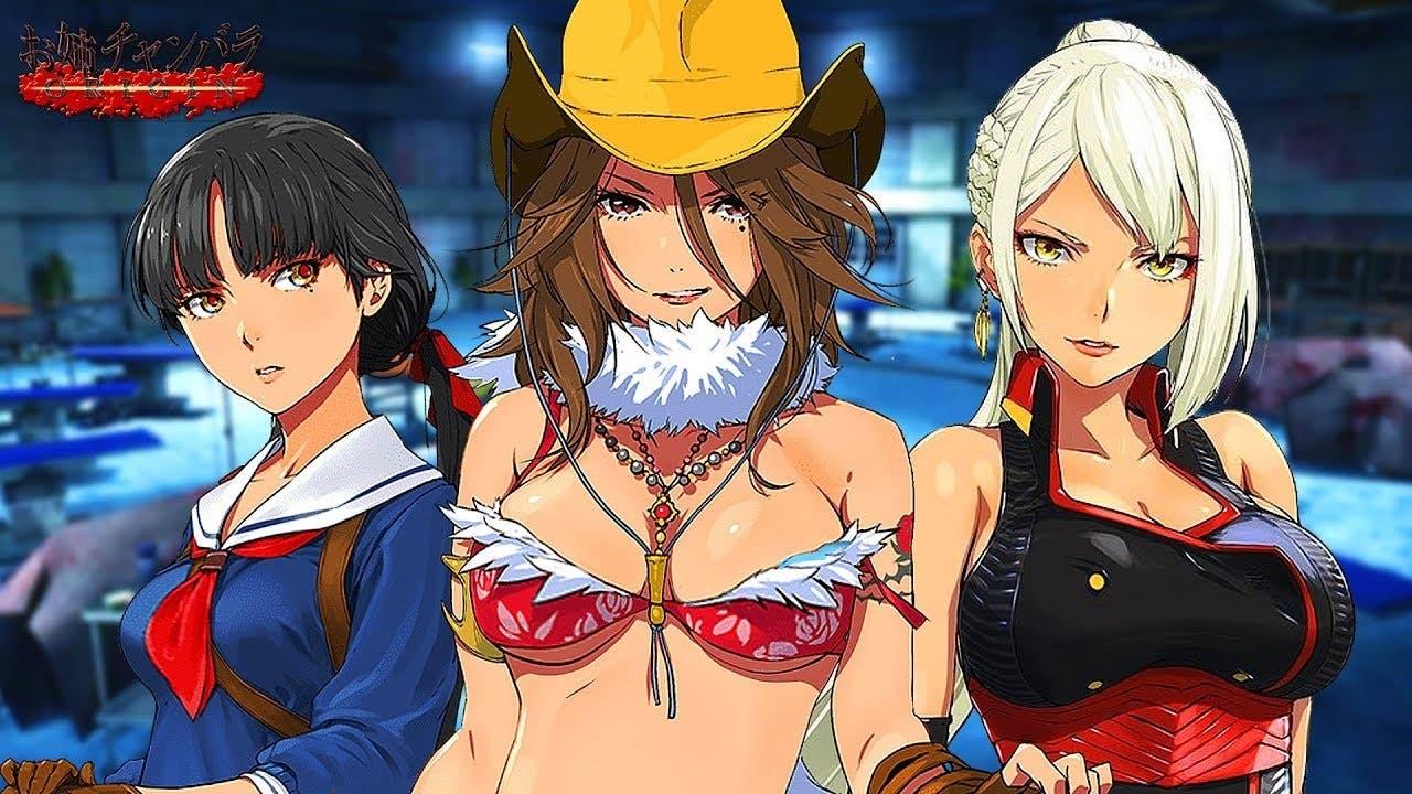 Onechanbara Origin Nos Deja Hoy Con Nuevo Trailer Gameplay Repleto