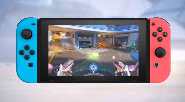 Imagen de Sorteamos una Nintendo Switch junto a Overwatch