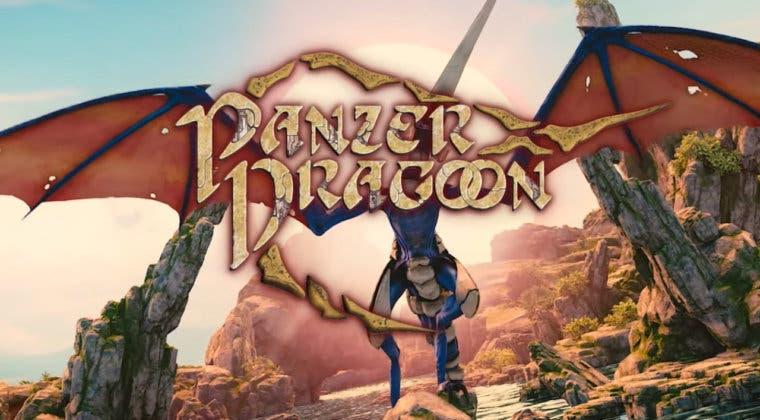 Imagen de El remake del clásico Panzer Dragoon contará con una edición en formato físico