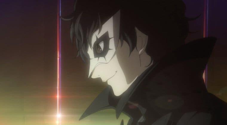 Imagen de Descubre los nuevos detalles de Persona 5 Scramble: The Phantom Strikers