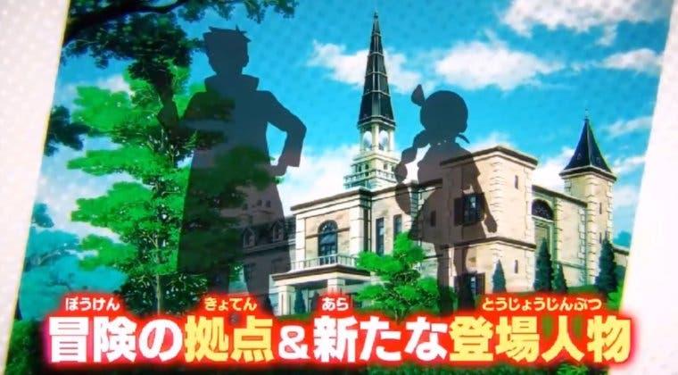 Imagen de Pokémon muestra a su nuevo profesor y otro personaje en un tráiler de la próxima temporada