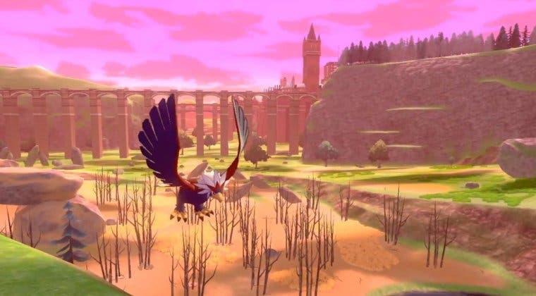 Imagen de Revelan el tamaño aproximado de 'Área Silvestre' en Pokémon Espada y Escudo