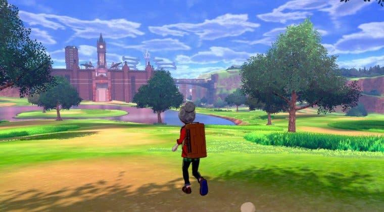 Imagen de Game Freak espera ver las reacciones de los jugadores ante la nueva cámara de Pokémon Espada y Escudo