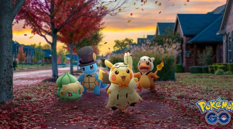 Imagen de Pokémon GO anuncia la fecha y contenido de su Halloween 2019