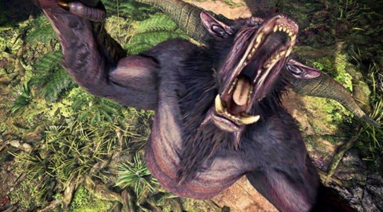 Imagen de Monster Hunter World: Iceborne recibe al Rajang con la actualización 11.01