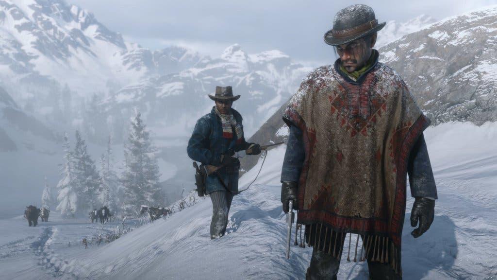 Imagen de Estas son las mejoras técnicas y gráficas de Red Dead Redemption II en PC