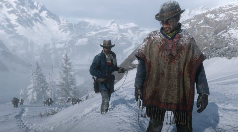 Imagen de Red Dead Redemption 2 luce su espectacular tráiler de lanzamiento en PC