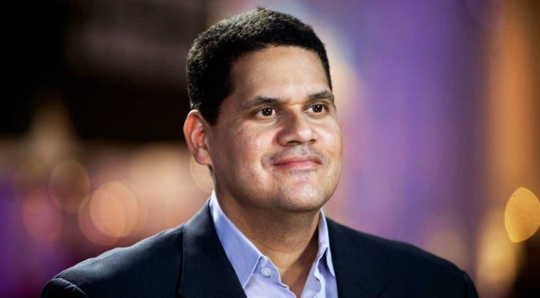 Imagen de Reggie Fils-Aime, ex-presidente de Nintendo of America, será presentador en The Game Awards 2019