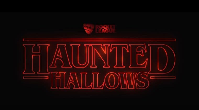 Imagen de Rocket League se une a Stranger Things para un evento de Halloween