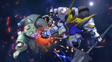 Imagen de SD Gundam G Generation Cross Rays comparte su tercer tráiler promocional