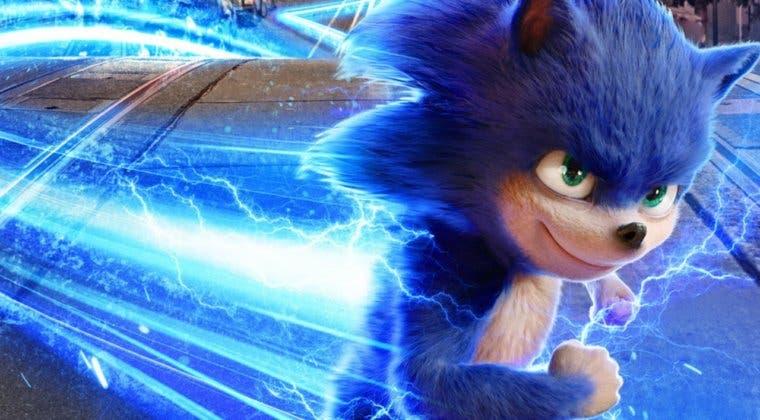 Imagen de Se podría haber filtrado el rediseño de Sonic en su película de acción real