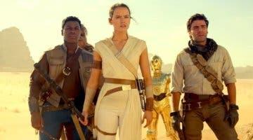 Imagen de Una nueva imagen de Star Wars: el Ascenso de Skywalker presenta al personaje de Keri Russell