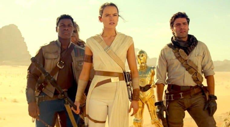 Imagen de Una nueva imagen de Star Wars: el Ascenso de Skywalker nos presenta al misterioso personaje de Keri Russell