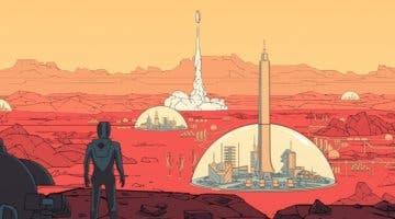 Imagen de Descarga ya gratis el aclamado Surviving Mars a través de Epic Games Store
