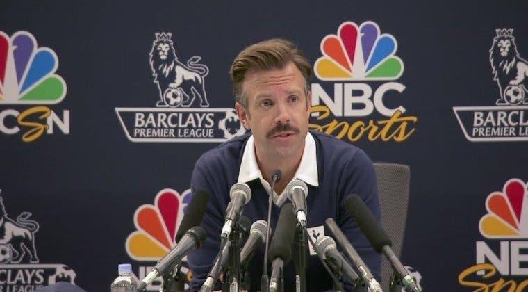 Imagen de Ted Lasso, conocido personaje de NBC Sports, llegará a Apple TV+ en forma de serie