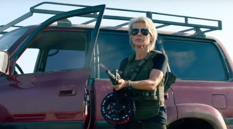 Imagen de Terminator: Destino Oscuro saca la artillería pesada en su espectacular nuevo tráiler