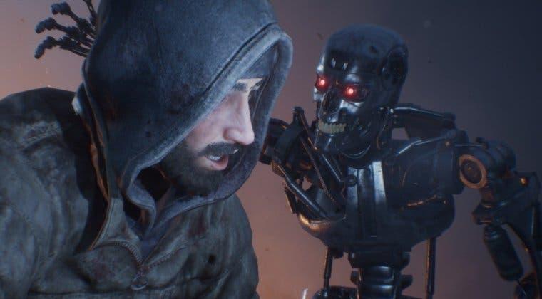 Imagen de Terminator: Resistance, el nuevo videojuego de la marca, se exhibe en un largo gameplay
