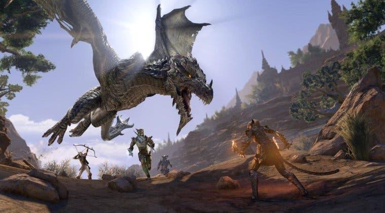 Imagen de Matar Dragones en The Elder Scrolls Online nos convertirá en protectores de animales