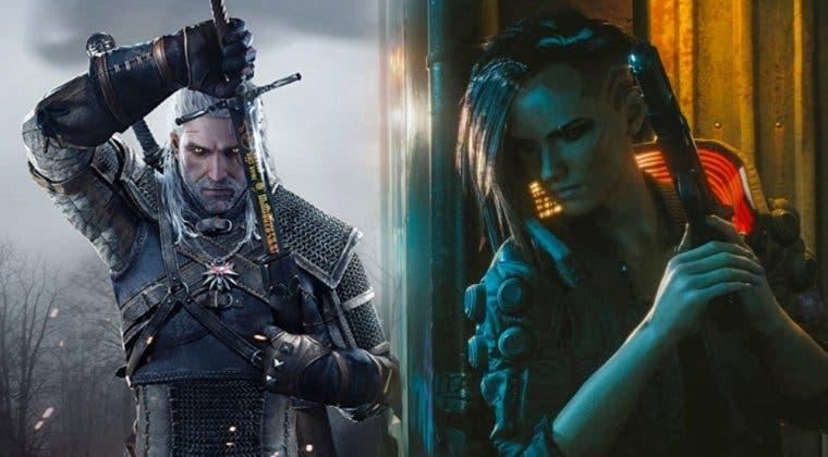 """Imagen de """"The Witcher es un juego en 2D comparado con Cyberpunk 2077"""""""