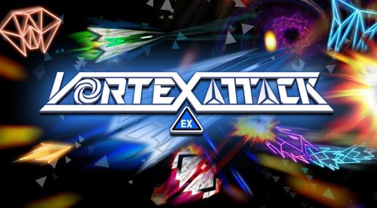 Imagen de La acción frenética de Vortex Attack EX llegará a PC y Switch esta semana