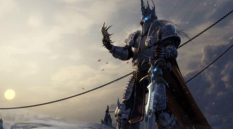 Imagen de El lanzamiento de Shadowlands sitúa a World of Warcraft en lo más alto de Twitch