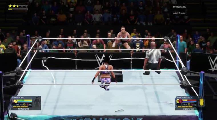 Imagen de 2K anuncia cuándo llegará el primer parche de WWE 2K20 tras su desastroso lanzamiento