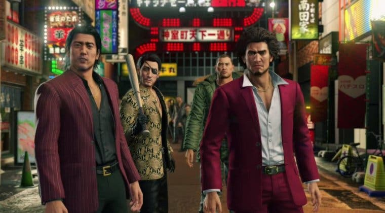 Imagen de Así es la 'alianza Omi' de Yakuza: Like a Dragon