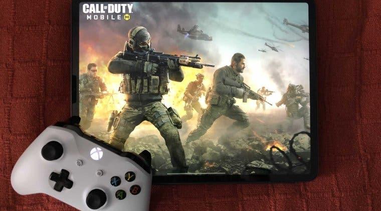 Imagen de Activision trabaja en el soporte para controladores en COD Mobile