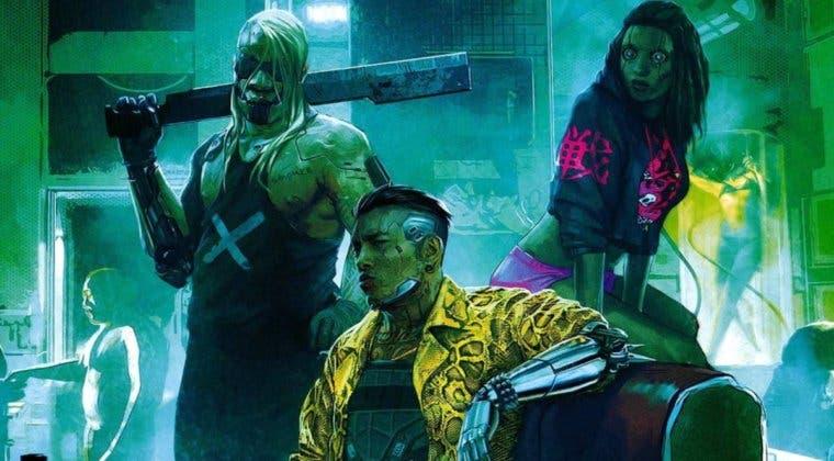 Imagen de Cyberpunk 2077 llegaría a PS5 y Scarlett pero no como título de lanzamiento